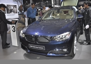 BMW 3 Series GT launched- Photo Gallery