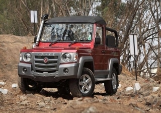 Force Motors is the title sponsor for Rainforest Challenge India