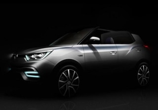 Ssangyong to unveil more variants of XIV at the Paris Motor Show