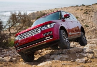 Range Rover and Range Rover Sport updated for better off-road capability, performance and efficiency
