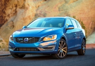 Four Volvo Cars awarded 2015 IIHS Top Safety Pick+