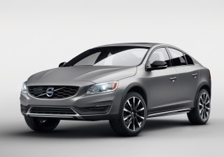 Volvo S60 Cross Country headed for 2015 Detroit Auto Show debut