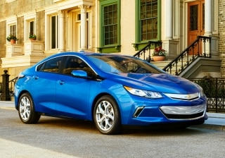 New 2016 Chevrolet Volt gets 80-kmEV range; debut at 2015 Detroit Auto Show
