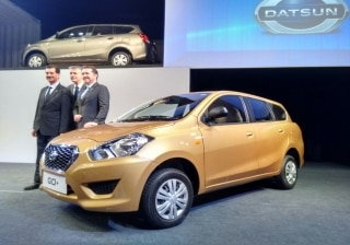 Datsun Launches Go+ at Rs 3.79 lac