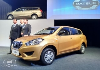 Datsun Go+: Variants, Features & Prices