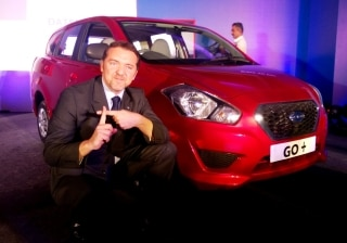 Datsun Go+ compact MPV launched in Chennai at Rs.3.79 lacs