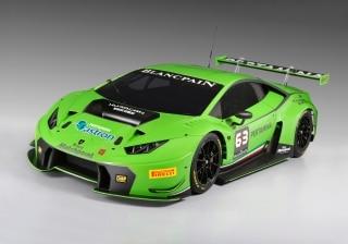 Meet the Lamborghini Huracan GT3
