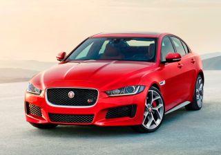 Jaguar XE named 'Most Beautiful Car of 2014'