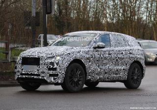 Jaguar F-Pace revealed completely [Images inside]