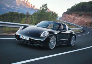 Porsche India unveils New 911 Targa 4 & 4S