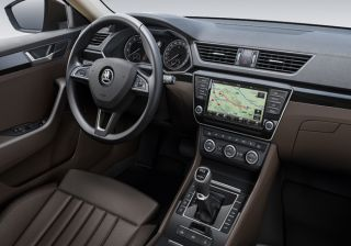 India Bound: Skoda Reveal Interiors of the New Superb
