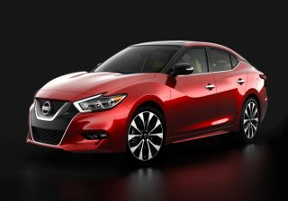 2016 Nissan Maxima To Make World Debut at 2015 New York Auto Show