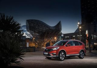 India Bound: 2015 Honda CR-V Facelift Prices Announced in UK