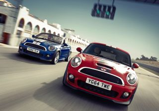Mini Coupe and Roadster models discontinued