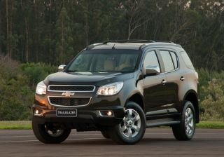 Official: Chevrolet India to launch Trailblazer in 2015