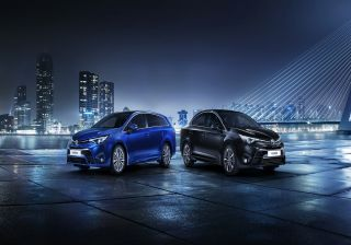 Toyota Avensis Facelift Revealed ahead of Geneva Motor Show