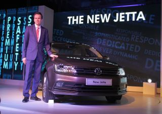 Volkswagen launches updated Jetta in India; priced from INR 13.87 Lacs