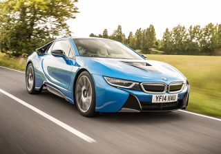 BMW i8, India's first hybrid supercar launched at INR 2.29 Crore