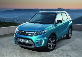 India Bound Suzuki Vitara Prices and Specifications Announced For Europe