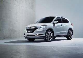 Honda Unveils Euro Spec HR-V; In Showrooms of UK by June 2015