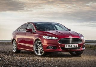 New Ford Mondeo available in Europe with 14 powertrain combinations