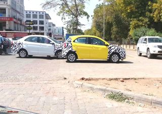 Ford India is also Testing Over 4m Version of the Figo-Compact-Sedan