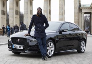 Idris Elba Proves Indian Bound Jaguar XE to be Both Economical and Sporty