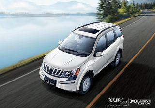Mahindra XUV500 Xclusive Edition Launched at Rs 14.48 Lac