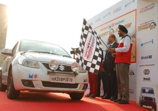 13th Edition of Maruti Suzuki Desert Storm begins