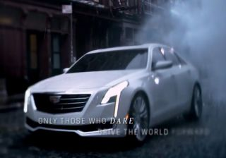 How Dare You! Cadillac's New Ad On the Night of Oscars