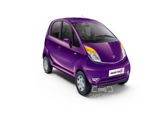Tata Nano bags prestigious Most Trusted Brand award in hatchback category