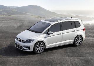Volkswagen unveils 2015 Touran MPV ahead of Geneva Motor Show
