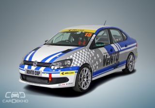 VW Vento Cups Drivers Selection Round 2 to be Held in Pune from 28th February to 1st March