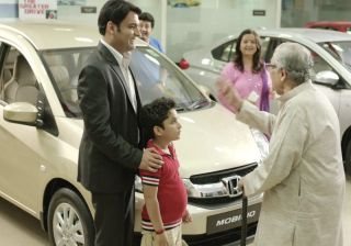 Kapil Sharma is Back With Yet Another Commercial of Honda Mobilio