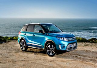India Bound Suzuki Vitara is the Greenest 4x4 non-hybrid SUV in UK
