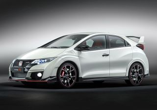 #2015GenevaMotorShow: Honda Reveals the Most Brutal Civic Type R!