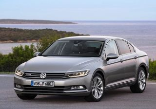 Volkswagen Passat is Europe's Car of the Year 2015