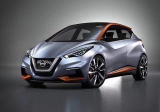 2015GenevaMotorShow: Nissan Reveals Sway Concept @ Geneva