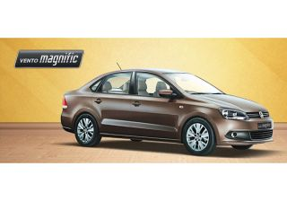 Volkswagen India Launches Special Edition Vento 'Magnific', Registers 10% Sales Profit in Feb!