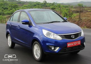 Tata Motors launches top end Zest XTA automatic variant at Rs.8.07 lac
