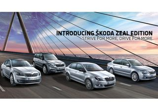 Skoda India Launches Limited Period Zeal Edition of its Entire Range!