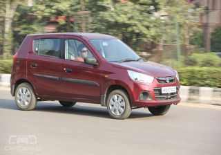 Maruti Alto Recall - 33,098 Units Over 'Door Latch' Glitch