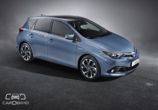 Corolla facelift revealed in new Toyota Safety Sense video