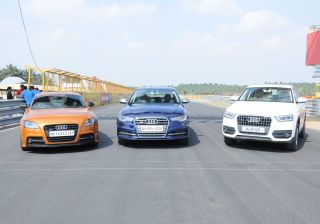 Audi India Plans 10 Launches in 2015