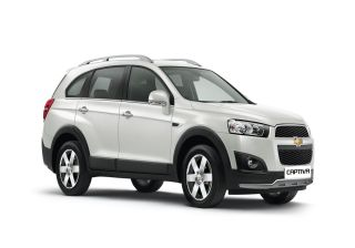 Chevrolet Launches 2015 Captiva SUV at Rs 25.13 lac