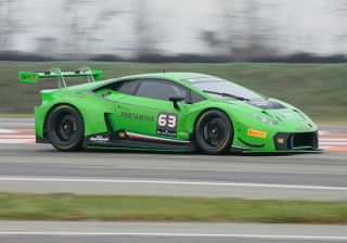 Lamborghini Huracan GT3 Officially joins the Blancpain Endurance Series