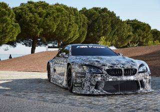 Difficult Testing for the BMW M6 GT3