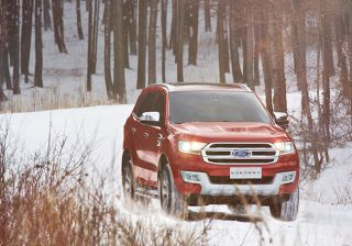 India Bound Ford Endeavour/Everest Debuts at Bangkok Motor Show