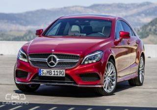 Mercedes-Benz India to Launch E-Class Cabriolet and CLS Facelift Tomorrow!