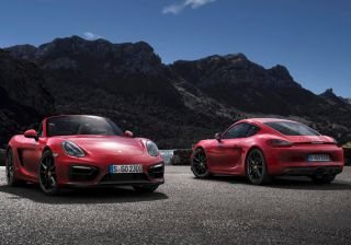 Porsche Boxster GTS & Cayman GTS launched in India at INR 1.15 Crore & INR 1.17 Crore respectively